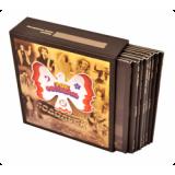 Бокс-сет для 8-ми дисков в дигисливах