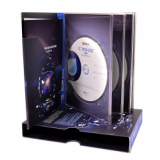 Диджистек для 4-х дисков и брошюры.
