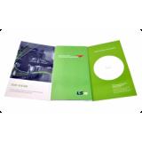 Диджипак 6 полос для диска и брошюры
