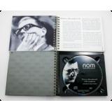 Блокнот на пружине с CD диском