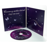 Digifile CD формата на 1 диск
