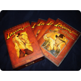 Комплект: 4 DVD Амарея + слипкейс