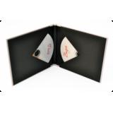 Хардбек для 2-х дисков