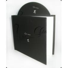 Дигибук CD формата на 1 диск