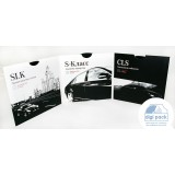 DigiSleeve CD формата на 3 диска