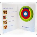 Буклет для mini-DVD со спайдером