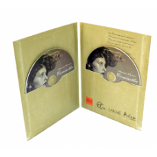 Дигифайл DVD 4 полосы, на 2 диска