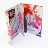 Индивидуальная упаковка DVD формата для 1 диска