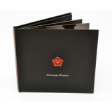 Дигибук CD с черным треем и буклетом