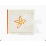 Хардбэк CD для 2х дисков с атласной лентой