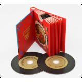 Дигибук CD для 7 дисков + слипкейс