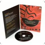 Дигифайл DVD 4х полосный для 1 диска
