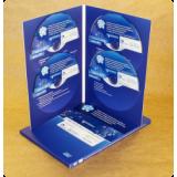 Диджифайл DVD для 4х дисков + слипкейс