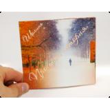 Диджифайл CD формата для 1 диска, 4 полосы