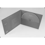 Диджифайл CD формата 4 полосы для 1 диска