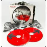 Диджислив CD формата для 2 дисков и буклета, 6 полос