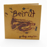 Диджислив CD формата для 1 диска с карманом под буклет