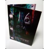 Диджислив ДВД формата для 1 диска и брошюры