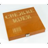 Упаковка из дерева для CD или DVD диска